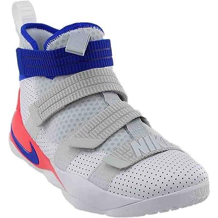 pretty nice 01993 3ac48 Nike Lebron Soldier XI SFG Mens Hi Top Basketball Trainers 897646 Sneakers  Shoes (UK 8