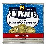 San Marcos Nacho Jalapenos 11 oz