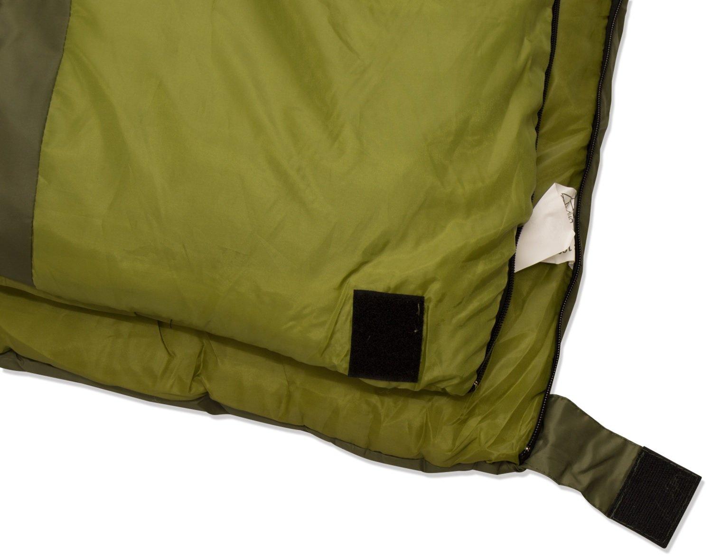 Sac de couchage Grande convertible//4 couches Andes 4 saisons 700 g//m/²