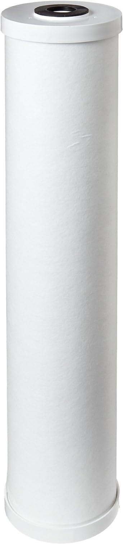 "Pentek RFC20-BB Carbon Filter Cartridge, 20"" x 4-1/2"""