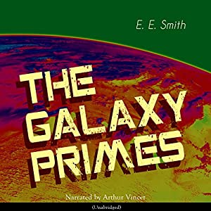 The Galaxy Primes Audiobook