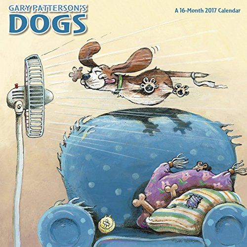 Gary Patterson's Dogs Wall Calendar