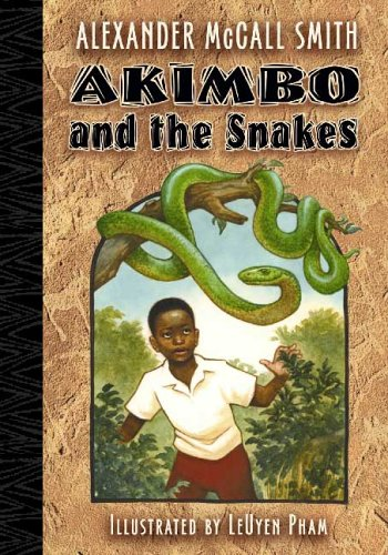 Akimbo and the Snakes by Bloomsbury USA Childrens