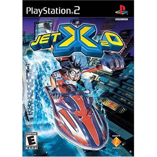 Jet X20 - PlayStation 2