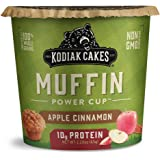 Kodiak Cakes Min Muffins High Protein Snack, Apple Cinnamon Oat, 2.29 Oz (Pack Of 12) (packaging May Vary)