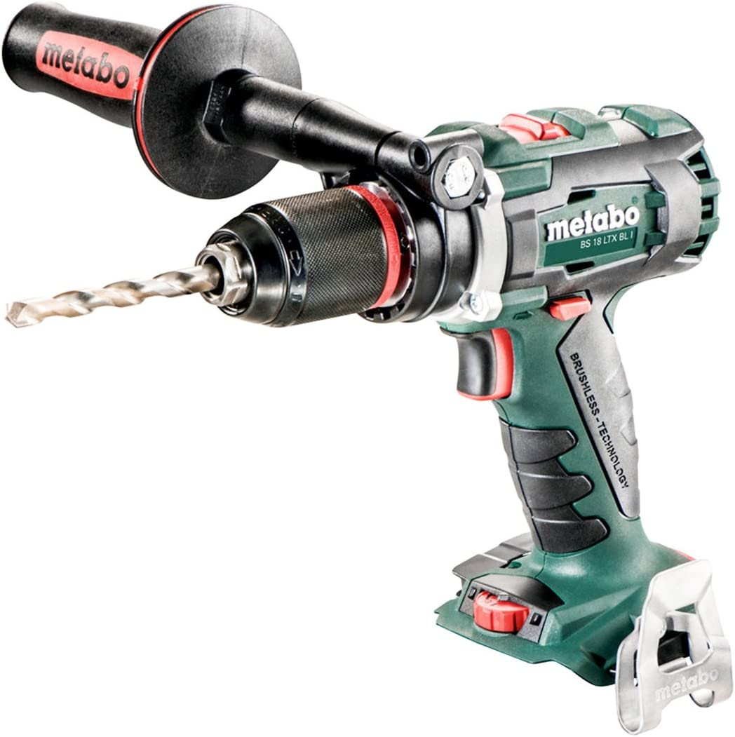Metabo – 18V Brushless Drill Driver Bare 602350890 18 LTX BL I bare , Drills Drill Drivers