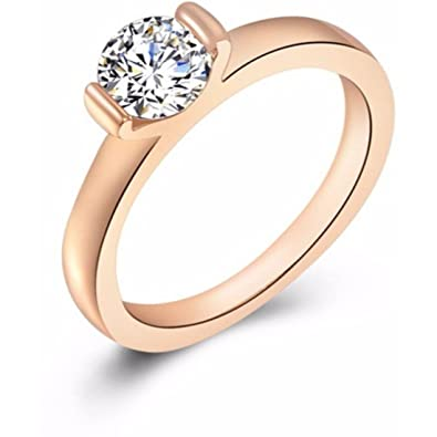 Buy Bolt Rose Gold Ring line at Low Prices in India