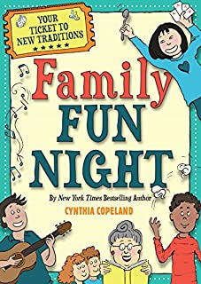 Book Cover: Family fun night