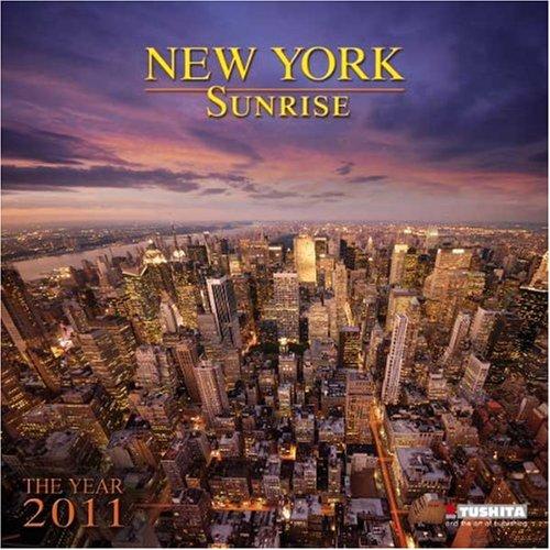 New York Sunrise 2011. What a Wonderful World