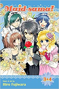 Maid-sama! (2-in-1 Edition) Volume 2: 3-4