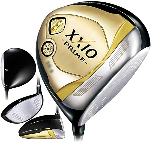 Xxio Men s Prime 9 Driver Xxio Prime Sp 900 Stiff Regular Right 10.5
