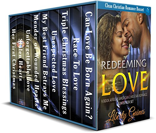 Books : Redeeming Love: 9 Book African American Christian Romance Bumper Box Set