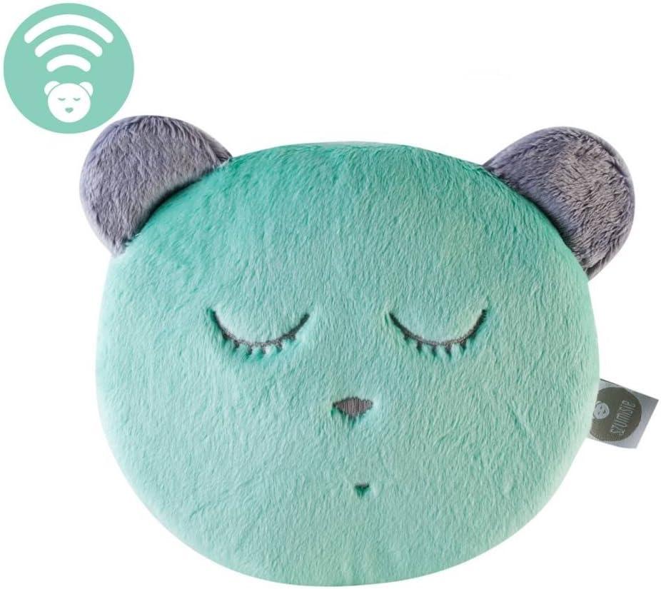 aucun Capteur de sommeil /Menthe myHummy Petite t/ête de mascotte qui dort aide /à l/'endormissement pour b/éb/és Szumisie