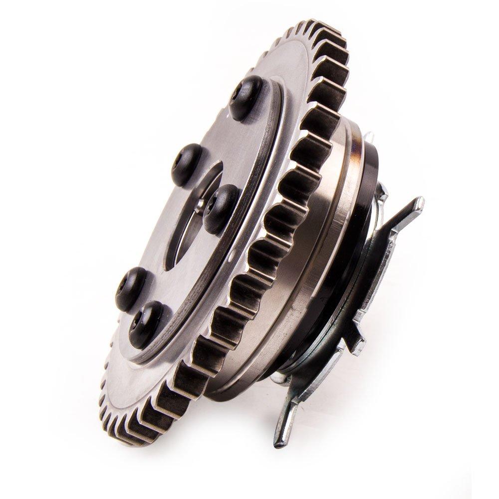 maXpeedingrods 2PCS Timing Cam Gear /& Bolt for Ford 5.4L 4.6L Cam Phaser Set Engine Variable Timing VVTi Actuator Bolt 3V 24V