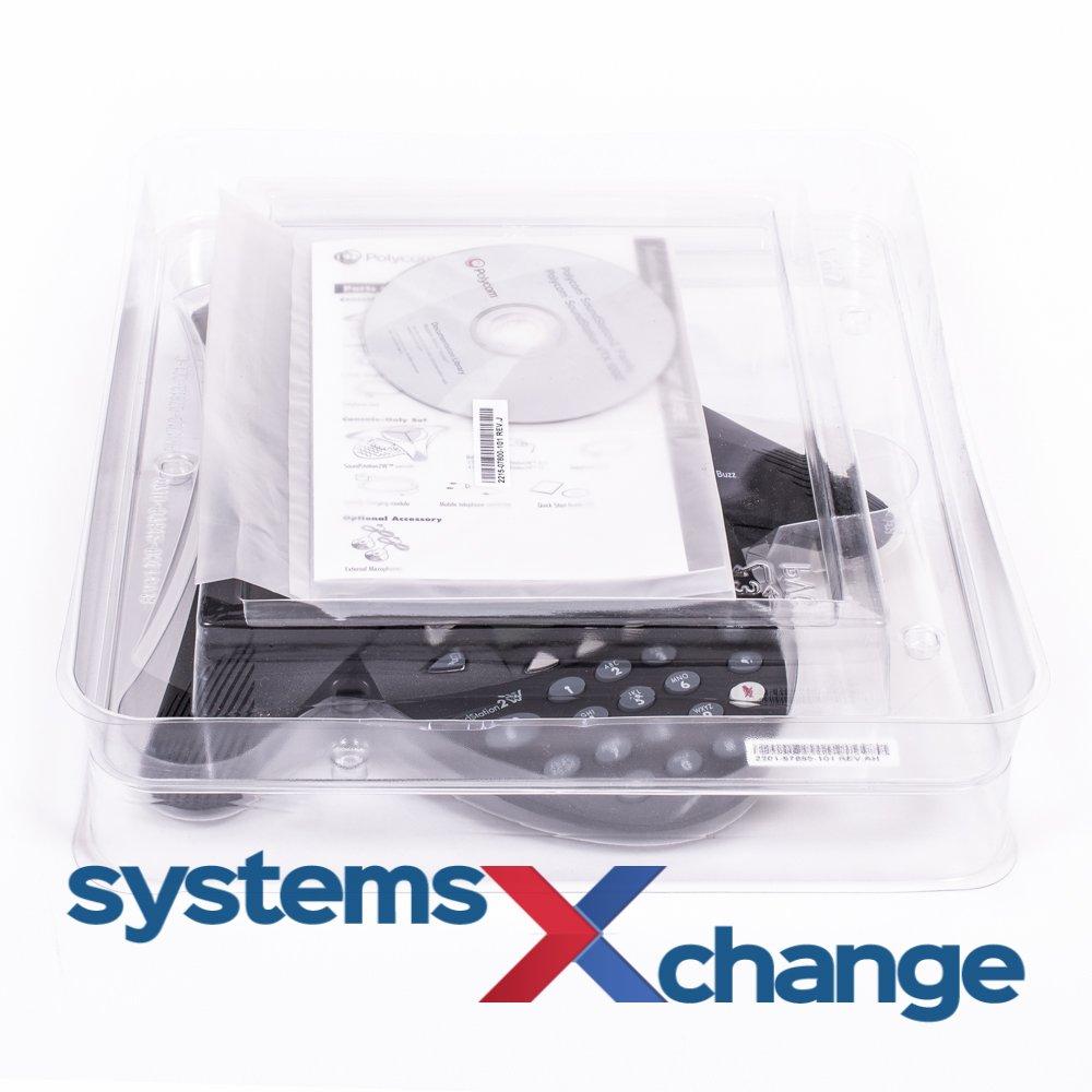 Polycom SoundStation2 Equipo de teleconferencia 110-220 V, 50//60 Hz, 311 x 368 x 64 mm, 800 g, 5-40 /°C