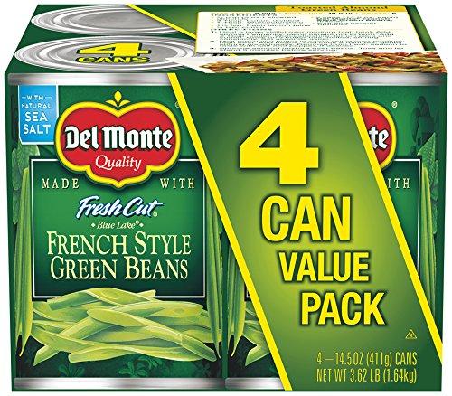 Del Monte Canned Fresh Cut Green - Monte Shopping Del