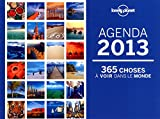 AGENDA LONELY PLANETE 2013 by
