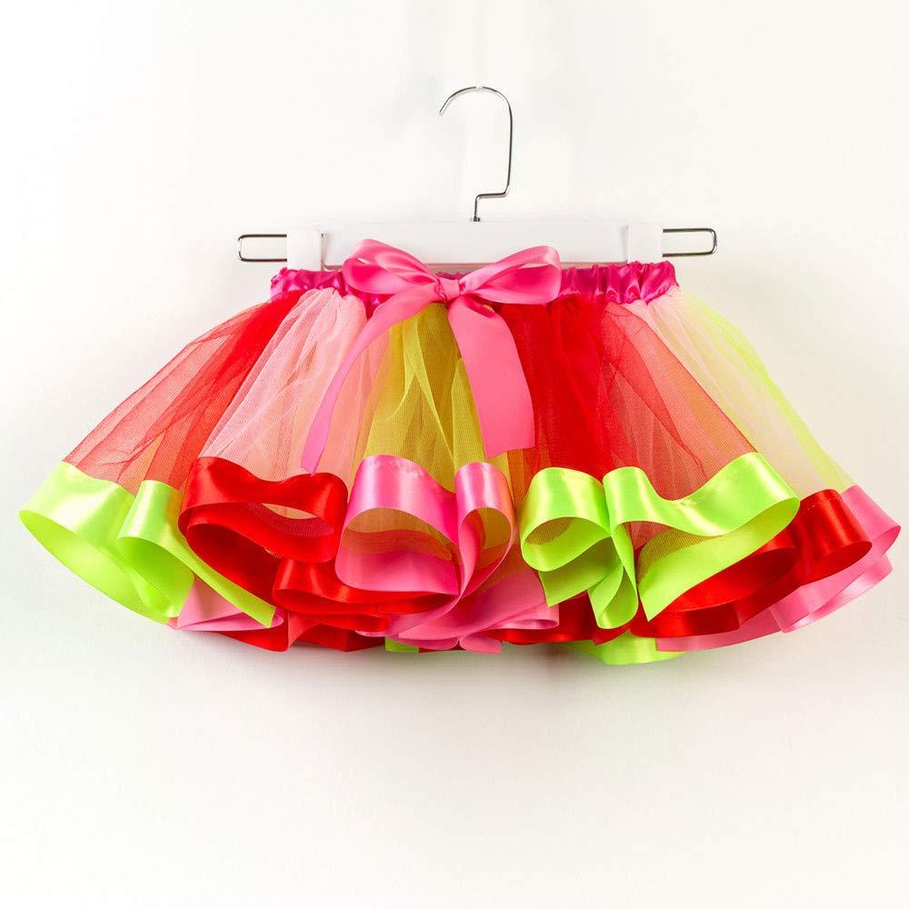 Modaworld Vestidos Bebé Niña, Vestido de Ballet de Baile de ...