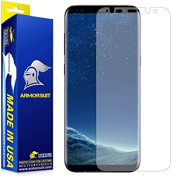 NEW!! ArmorSuit Samsung Galaxy S8 MATTE Screen Protector