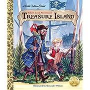Treasure Island (Little Golden Book)