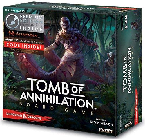 WizKids Tomb of Annihilation (Premium Edition) Board Games by WizKids