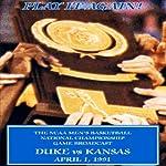 Play It Again!: Duke University's 1991 NCAA Men's Basketball National Championship Run | Bob Harris,Mike Waters