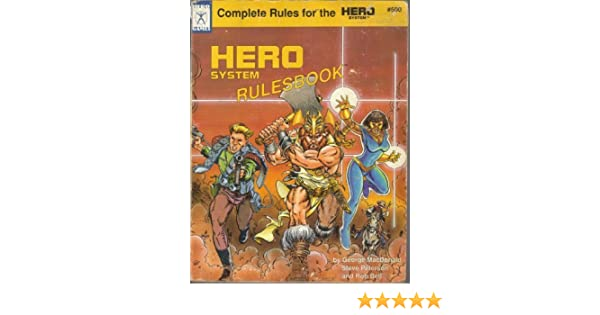 Image result for Hero System #500