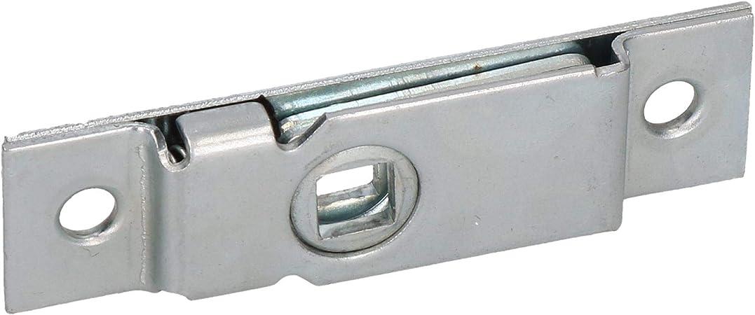 Door Locker Hatch Lock Catch for Trailer Truck Horsebox Steel Tongue