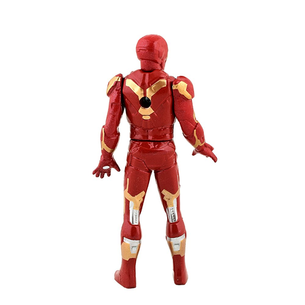 Amazoncom Tomy Metakore Marvel Iron Man Mark 43 About 78mm Die