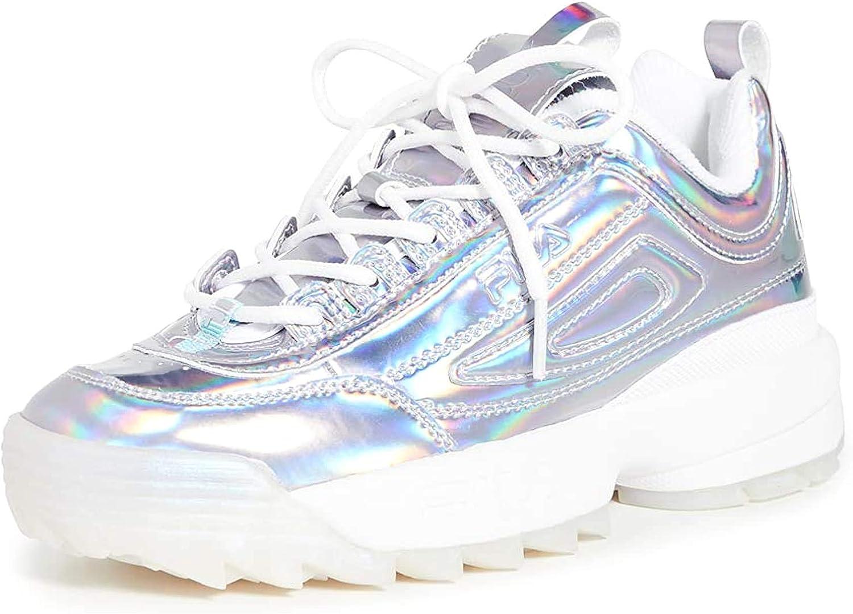 Fila Disruptor II IRI Zapatos para Mujer: Amazon.es: Zapatos y ...