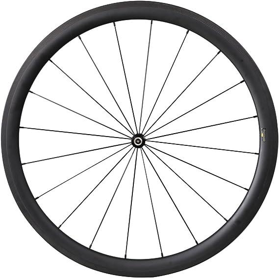 IMUST 40mm 700C Aero Carbono Bicicleta Carretera Rueda Clincher ...