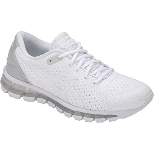 3989c2dec ASICS Women s Gel-Quantum 360 Knit Running Shoe White White 8.5 M US  Amazon .in  Shoes   Handbags
