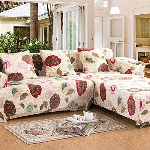 yazi Sunflower Washable Elastic Slipcover