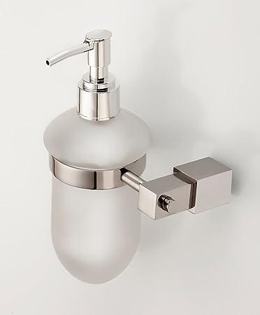 Buecon Liquid Soap Dispenser / Liquid Holder / Wall Mounted Liquid Soap Dispenser With Holder / Stainless Steel 304 Grade Bathroom Liquid Holder - Buecon Smart Series