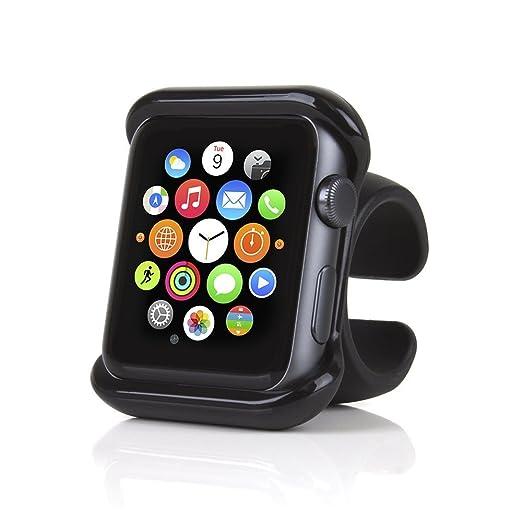 5 opinioni per Satechi Supporto Apple Watch per volante auto e manubrio bici / moto (42mm)