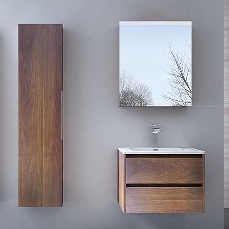 Salle de bain 4 pièces meubles Positano Meuble sous-vasque ...