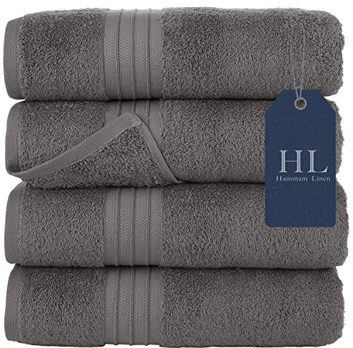 Hammam Linen Bath Towels Set