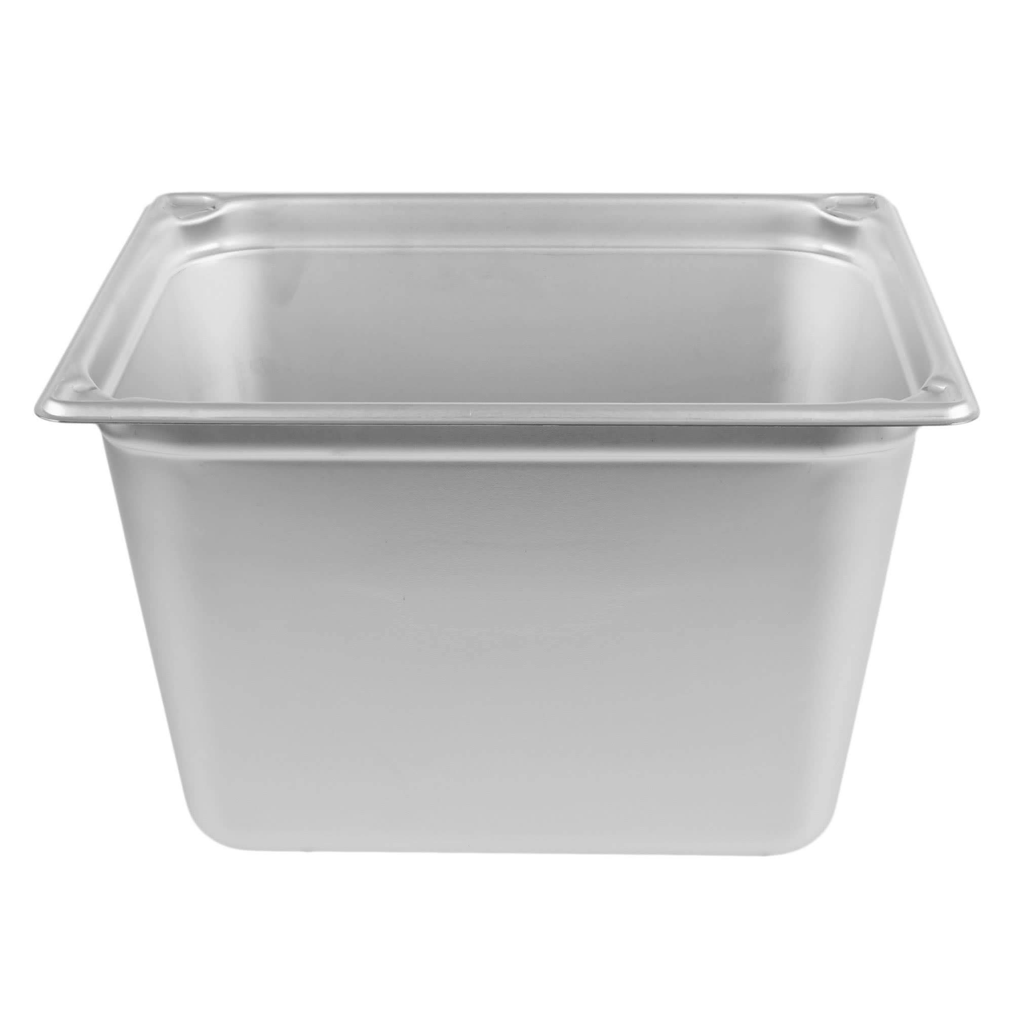TableTop King 30288 Super Pan 8'' Deep Half Size Transport Pan by TableTop King