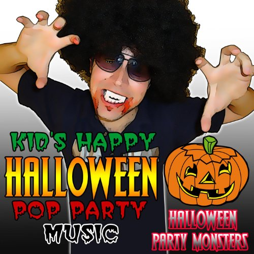 Kid's Happy Halloween Pop Party Music -