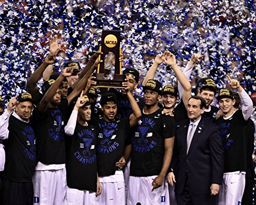 Duke Blue Devils 2015 NCAA 8x10 Photograph Picture Print