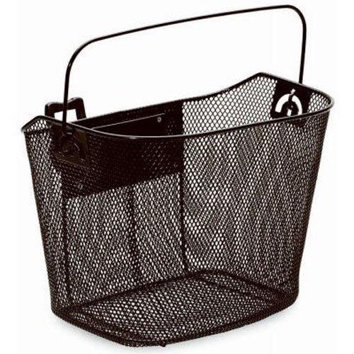Bell TOTE 500 QR Handlebar Basket Blk
