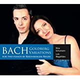 Goldberg Variations for Two Pianos