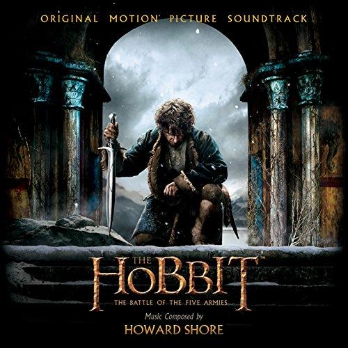 Soundtrack - Hobbit: Battle of the Five Armies (Score) (Brilliant Box, 2PC)