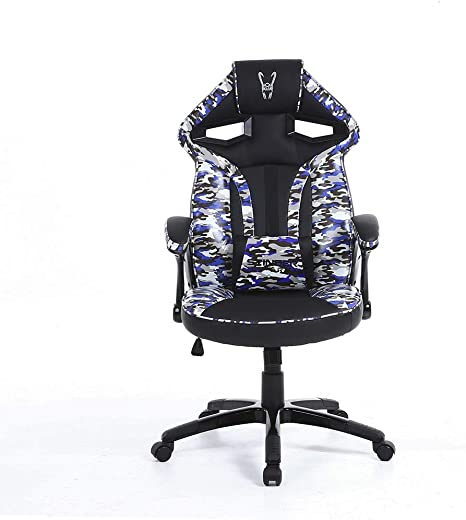 Stinger Woxter Station Army Blue - Silla Gaming (Eje de Acero ...
