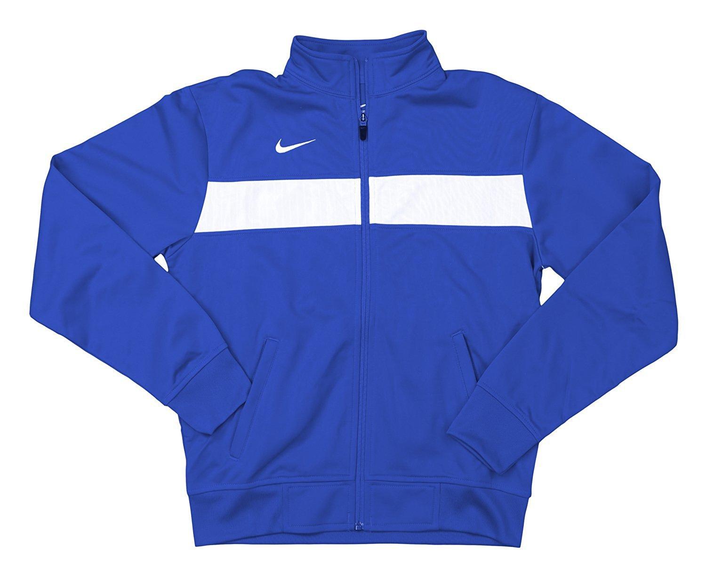 Nike Womens Franchise Athletic Warm-Up Jacket