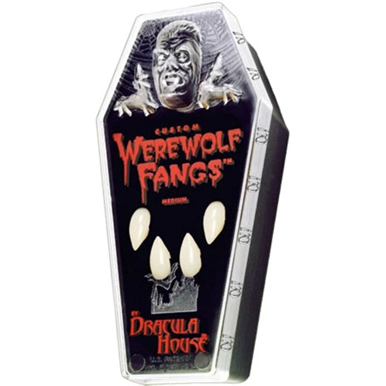 sc 1 st  Amazon.com & Amazon.com: Thermoplastic Custom Werewolf Fangs: Clothing