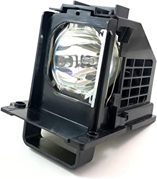 MITSUBISHI WD-60738 TV Replacement Lamp with Housing
