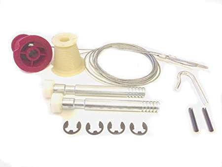 Garage Door Spares Parts Henderson Merlin Doric Cables Roller