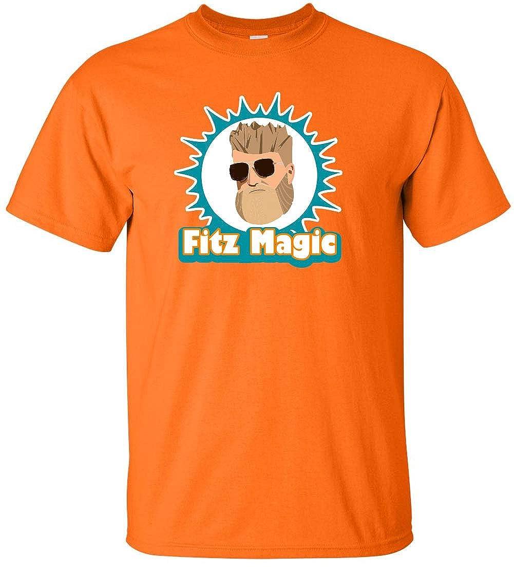 designer fashion 6b267 42510 Shedd Shirts Orange Miami Fitzpatrick FitzMagic Logo T-Shirt