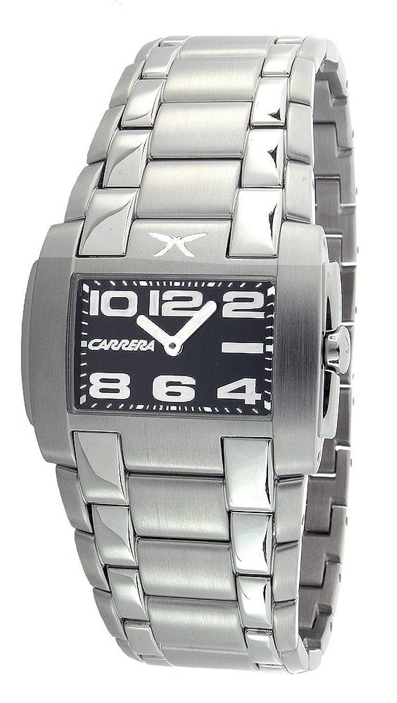 Carrera Damen-Armbanduhr Analog Quarz Edelstahl CW062012001